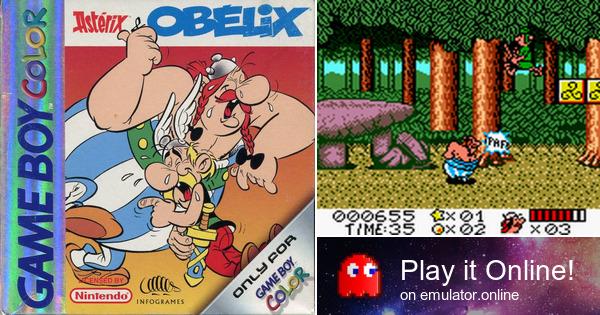asterix online spiel
