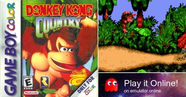 Play Donkey Kong Country On Game Boy