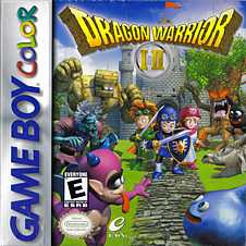 Dragon Warrior 1 and 2