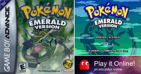 how to get pokemon emerald on pc