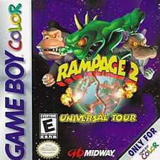 Play Rampage World Tour Online >> Play Rampage: World Tour on Game Boy