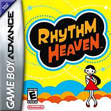 Rhythm Tengoku (English)