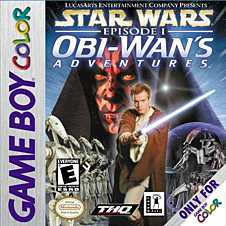 Star Wars Episode 1: Obi-Wan's Adventures