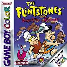 The Flintstones: BurgerTime in Bedrock