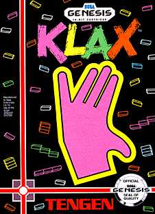 Play Klax Online - Play Sega Genesis / Mega Drive Games Online ...