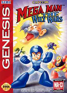 Play Mega Man games online