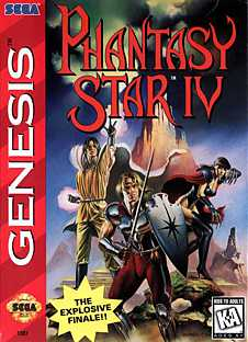 Phantasy Star 4: The End of the Millennium