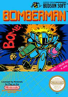Bomberman Box-Art