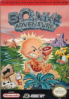 Play Bonk's Adventure on NES