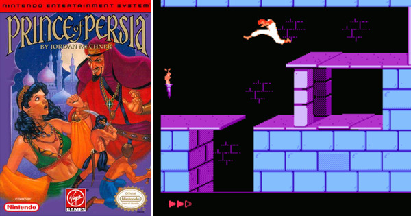 Play Prince of Persia on NES