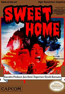 Sweet Home (English)