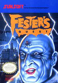 The Addams Family, Fester's Quest