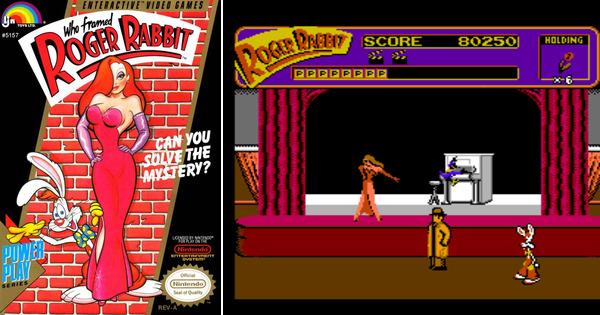 play who framed roger rabbit on nes - Who Framed Roger Rabbit Nes