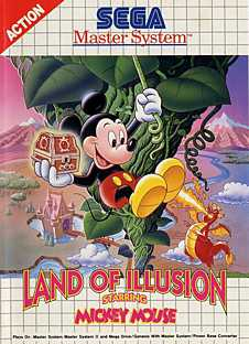Mickey Mouse: Land of Illusion