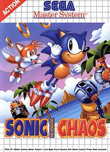 Play Sonic The Hedgehog On Master System