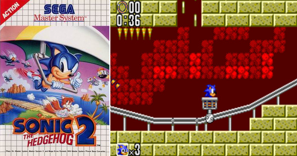 Play Sonic The Hedgehog 2 On Master System