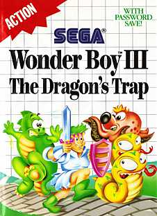 Wonder Boy 3: The Dragon's Trap
