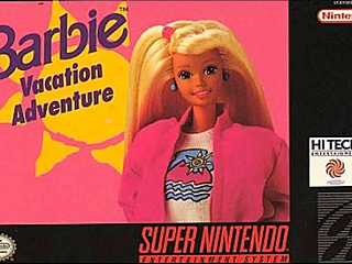 Barbie: Vacation Adventure
