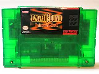 EarthBound Halloween Hack