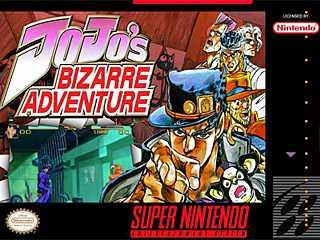 JoJo's Bizarre Adventure (English)