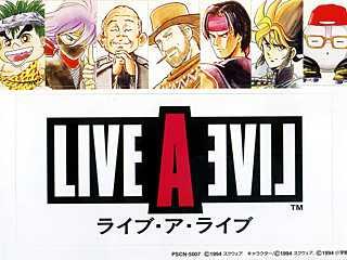 Live A Live (English)