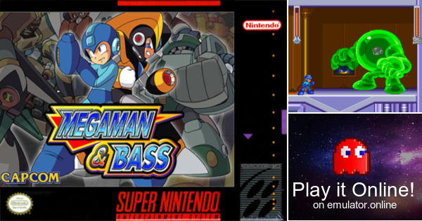 Play Mega Man & Bass (english) on Super Nintendo