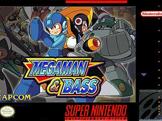 Mega Man & Bass (english)