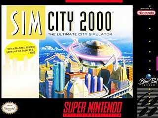 sim city snes