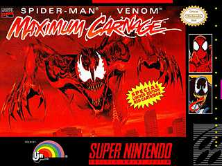 Spider-Man & Venom: Maximum Carnage