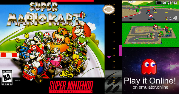super mario kart online multiplayer