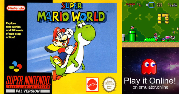 mario world online