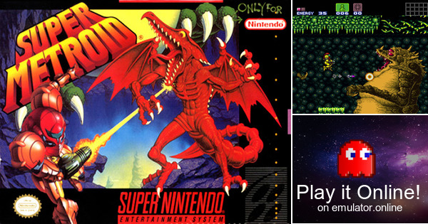 play super metroid free online