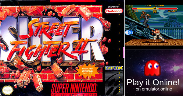 Play Super Street Fighter 2 On Super Nintendo