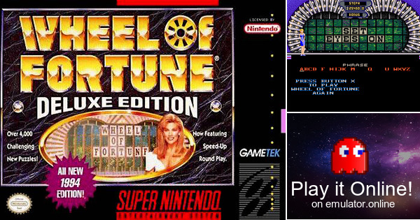 play wheel of fortune deluxe dos online